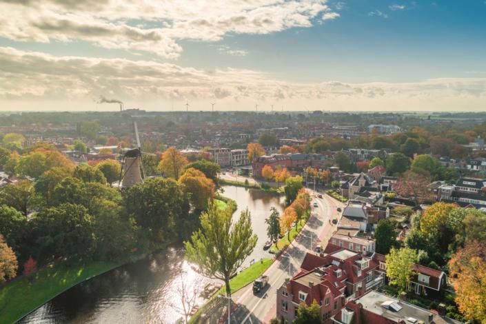 Dronefotografie-den-haag-alkmaar
